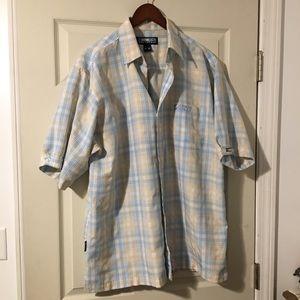 FINAL SALE! SouthPole men's dress shirt 👔Size XL